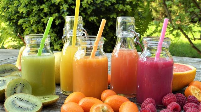 Domowe soki dla lepszego zdrowia