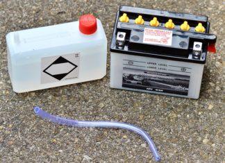 jak odłączyć akumulator