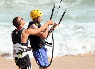 Szkoła kitesurfingu - jak szukać?