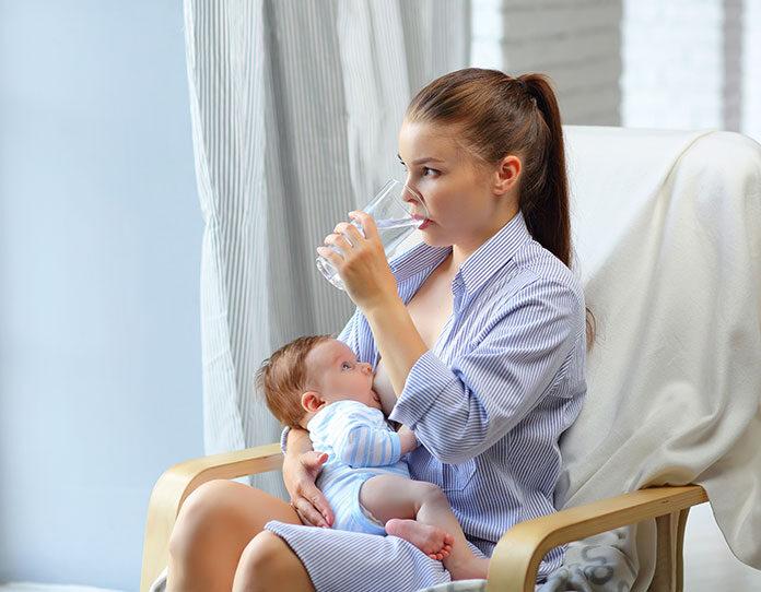 Dieta matki karmiącej