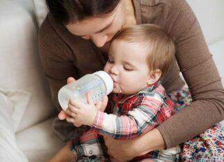 mleko dla niemowląt Bebilon