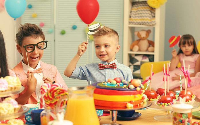 balony na imprezę urodzinową dziecka