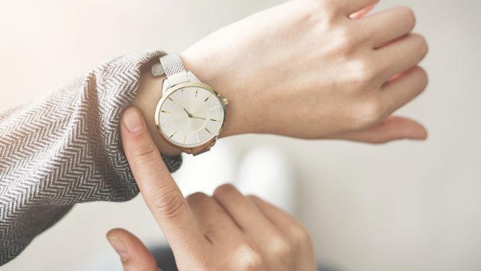 zegarek jako prezent
