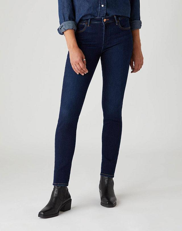 Wrangler spodnie damskie